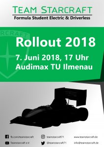 Rollout Poster 2018